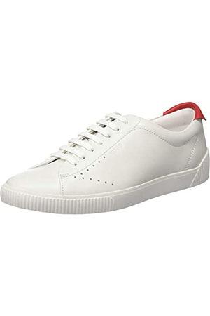 HUGO BOSS Zero_Tenn_NL, Zapatillas para Mujer, (White 100)