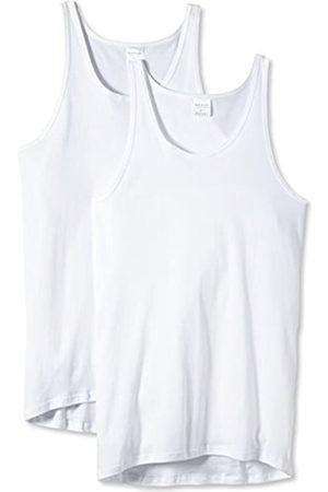 Schiesser Hombre Camisetas de interior - Feinripp 5121 Camiseta Interior