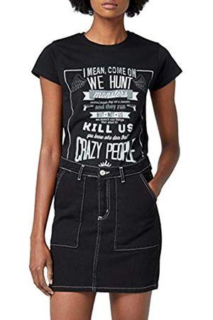 Supernatural Supernatural Crazy People Camiseta
