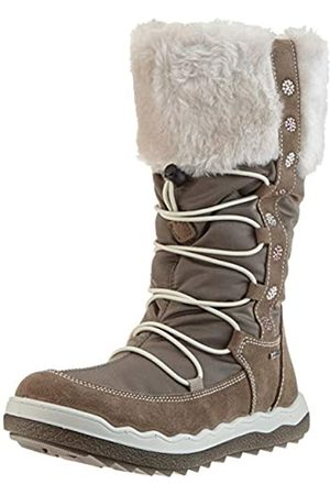 Primigi Gore-Tex Pfz 43821, Botas de Nieve para Niñas, Marmot/Piet/per 4382122