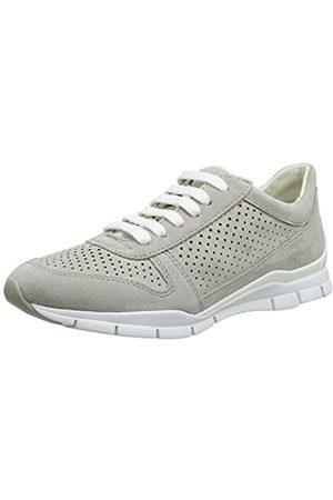 Geox D Sukie B, Zapatillas para Mujer, (Lt Grey C1010)