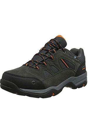 Hi-Tec BANDERRA II Low WP, Zapatillas de Senderismo para Hombre, (Charcoal/Graphite/Burnt Orange 51)