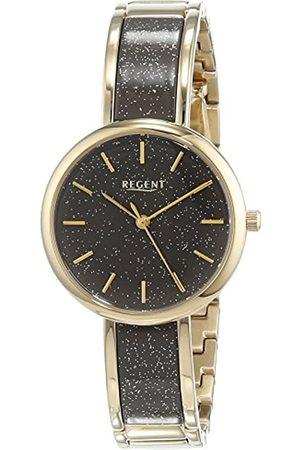 Regent RelojAnalogicoparaMujerdeCuarzoconCorreaenAceroInoxidable12211026