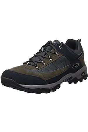 LICO Santana, Zapatos de Low Rise Senderismo para Hombre, (Marine/Gr Marine/Gr)