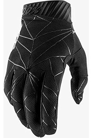 100 Percent RIDEFIT 100% Glove Black/White MD Guantes para ocasión especial