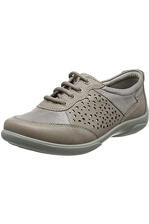 Padders Harp, Zapatos de Cordones Oxford para Mujer, (Grey Multi 97)