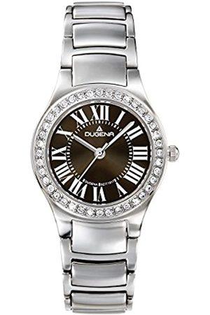 DUGENA De Mujer Reloj de Pulsera Elegante analógico de Cuarzo Acero Inoxidable 4460650