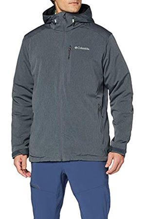 Columbia Gate Racer Heather Softshell Chaqueta, Hombre