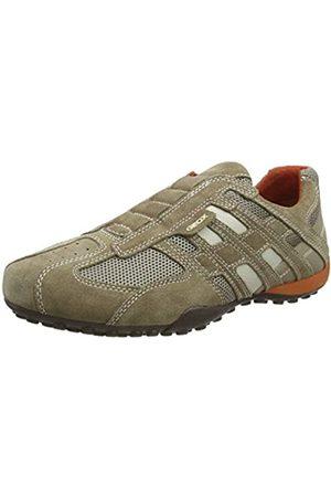 Geox Uomo Snake L, Zapatos para Hombre, ( /Dk Orange C0845)