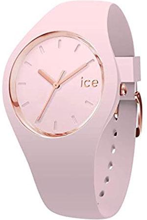 Ice-Watch ICE glam pastel Pink lady - Reloj para Mujer con Correa de silicona - 001065 (Small)