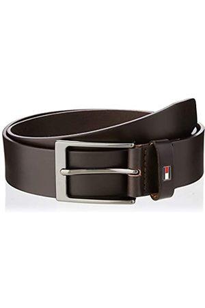 Tommy Hilfiger Hombre Cinturones - Layton Leather Belt 3.5 Cinturón
