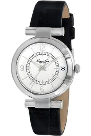 Kenneth Cole Reloj analogico para Mujer de Cuarzo con Correa en Piel IKC2746