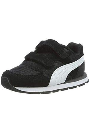 Puma Vista V Inf, Zapatillas Unisex bebé, Black White