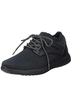 Dockers 42li009-700100, Zapatillas para Hombre, (Schwarz 100)