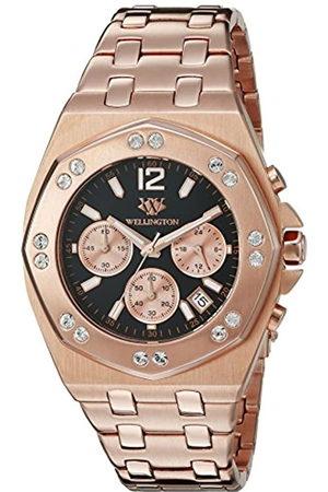 Daniel Wellington WN511-328 - Reloj analógico de Cuarzo para Hombre con Correa de Acero Inoxidable