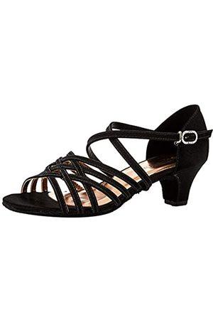 So Danca Bl180, Zapatos de Baile de Sociedad y Latina para Mujer, Black