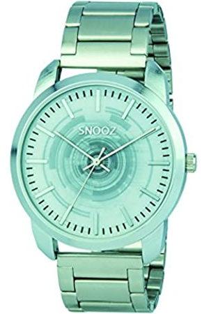 Snooz RelojAnalógicoparaHombredeCuarzoconCorreaenAceroInoxidableSAA0043-61