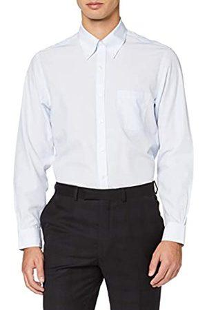 Brooks Brothers DS OG Ni Pbd Bclth Mil Darted Minips LB Camisa de Vestir
