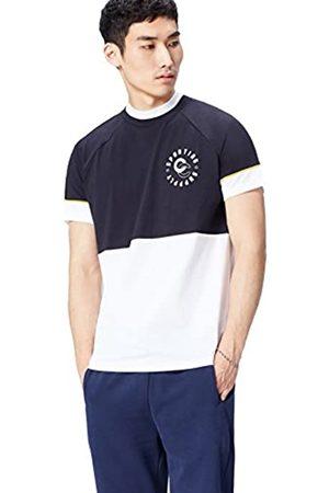 FIND Camiseta Bicolor para Hombre