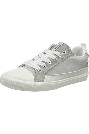 s.Oliver 5-5-43202-34, Zapatillas para Niñas, (Silver 941)