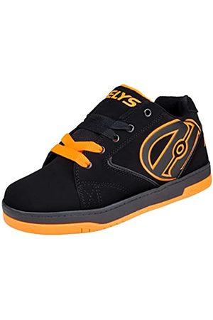 Heelys Propel 2.0 (770506) - Zapatillas de deporte para niños unisex, Black/orange