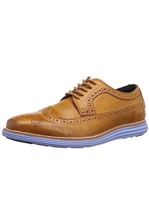 Chung Shi Sensomo I Herren Schnã¼Rschuh, Zapatos Brogue para Hombre, (Hellbraun)