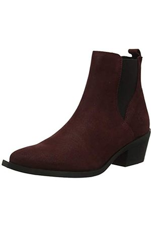Fly London INEP496FLY, Botines para Mujer, (Berry 002)