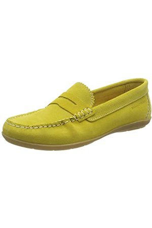 Marc O' Polo 215703101300, Mocasines para Mujer, (Yellow 260)