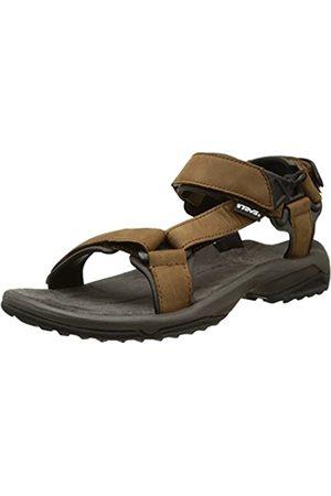 Teva Terra Fi Lite Leather M's, Sandalias de Senderismo para Hombre, (Brown)