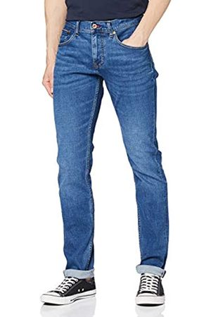 Tommy Hilfiger Straight Denton Pstr Conroe Blue Vaqueros Relaxed
