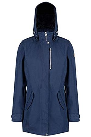 Regatta Alzea Waterproof and Breathable Zip Off Hooded Lined Outdoor Chaqueta, Mujer