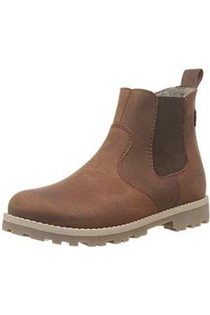 Froddo G3160111, Botas de Nieve Unisex Niños, (Brown I07)