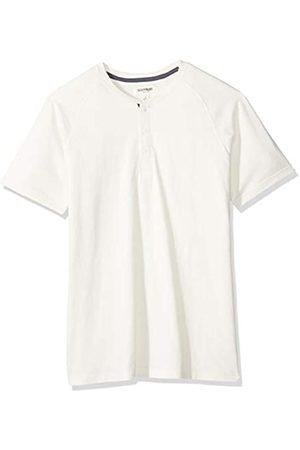 Goodthreads Marca Amazon - - Camiseta de manga corta estilo henley para hombre