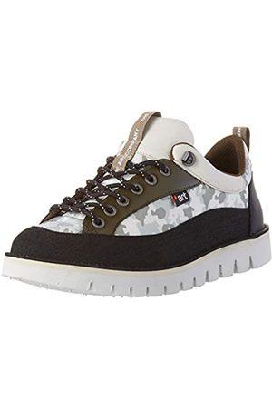 Art Ontario, Zapatos de Cordones Brogue para Hombre, (Camuflaje Camuflaje)