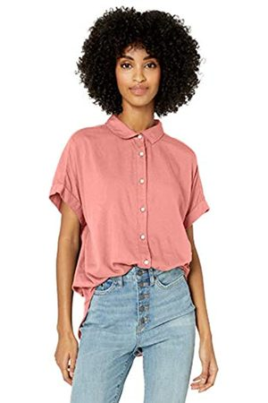 Goodthreads Lightweight Poplin Short-Sleeve Button-Front Shirt dress-shirts