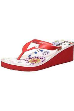 Desigual Shoes Lola Galactic, Chanclas para Mujer, ( 1000)