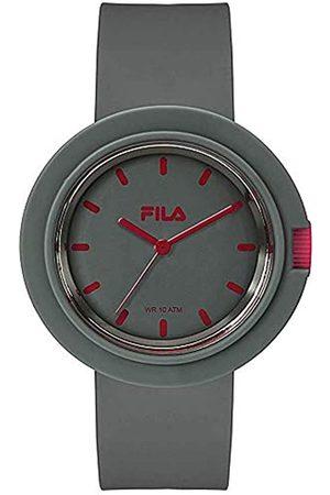 Fila RelojAnalógicoparaUnisexAdultosdeCuarzoconCorreaenSilicona38-109-005