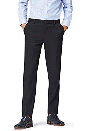 FIND Marca Amazon - - Slim Formal - Pantalones de Traje - Hombre - - W38 / L33