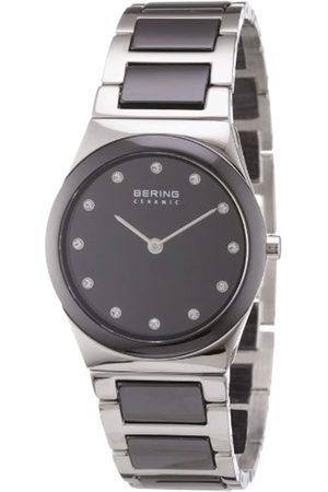 Bering Reloj Analógico para Mujer de Cuarzo con Correa en Acero Inoxidable 32230-742