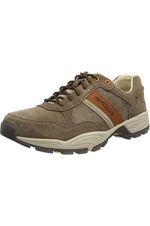 Camel Active Evolution 36, Zapatillas para Hombre, (Taupe/Brown/Sand 2)