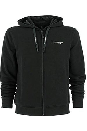 Armani Everyday French Terry Hoodie Capucha