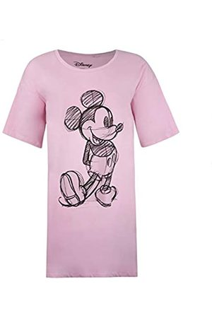 Disney Mickey Sketch Sleep T-Shirt Camisón