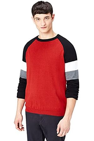 FIND Jersey con Bandas de Color para Hombre
