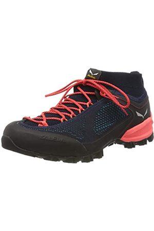 Salewa WS Alpenviolet K, Zapatos de Low Rise Senderismo para Mujer, (Premium Navy/Ocean 3999)