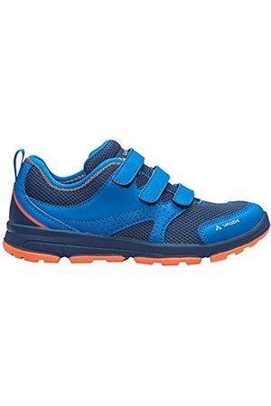 Vaude Kids Pacer III, Zapatos de Low Rise Senderismo Unisex Niños, (Baltic Sea 334)