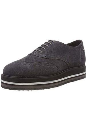 JOOP! Joop LIDA LFU, Zapatos de Cordones Oxford para Mujer, (Grey 800)