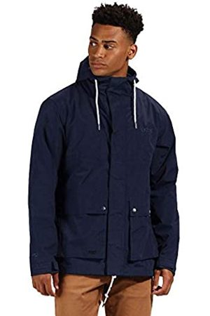 Regatta Herrick Waterproof and Breathable Hooded Outdoor Chaqueta, Hombre