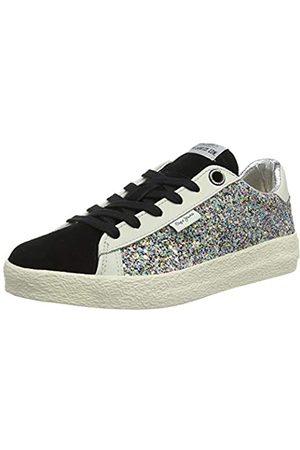 Pepe Jeans London Portobello Stars, Zapatillas para Niñas