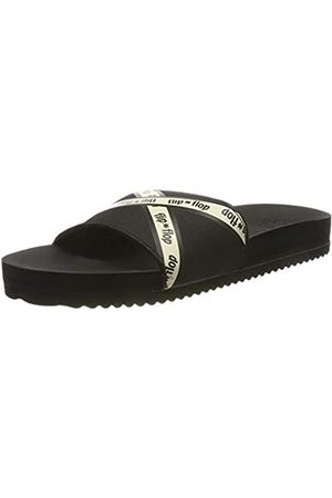 flip*flop Pooltape, Mules para Mujer, (Black 0000)