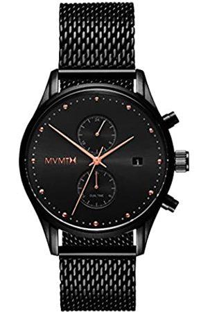 MVMT RelojCronógrafoparaHombredeCuarzoconCorreaenAceroInoxidableD-MV01-BBRG